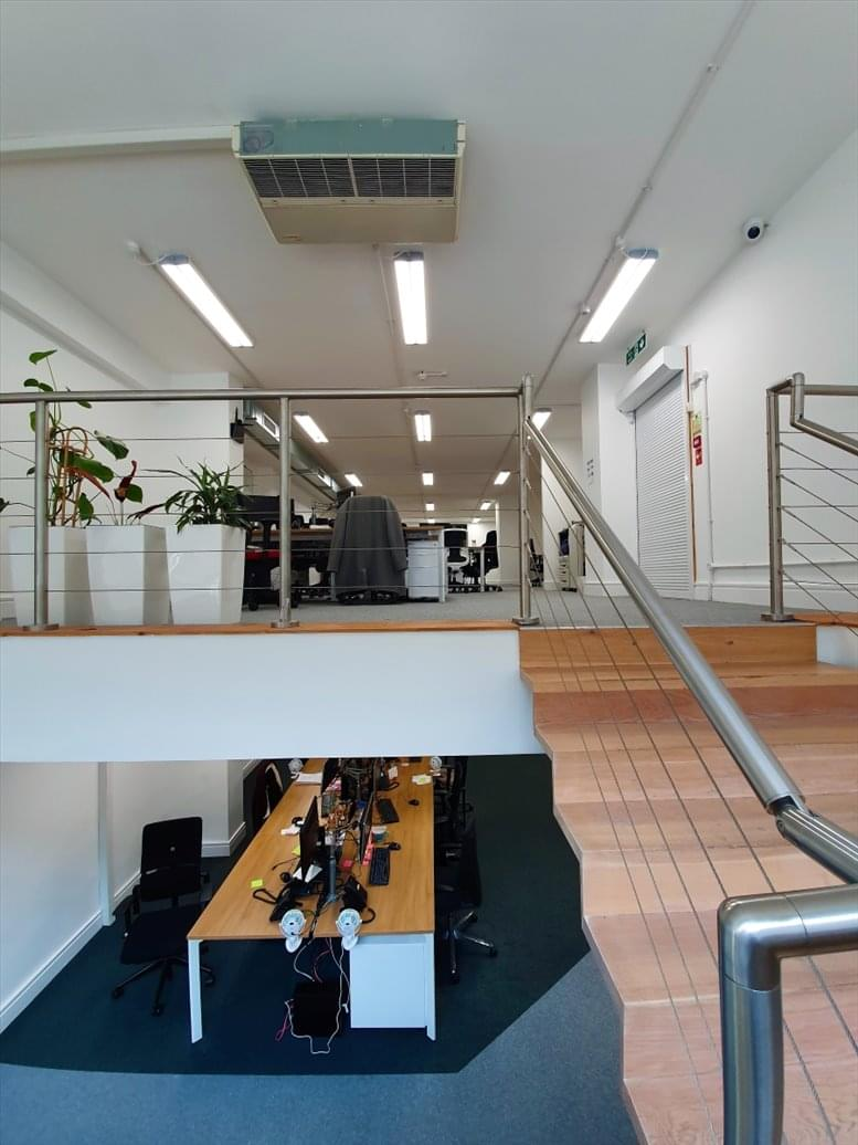 Old Street Office Space for Rent on 50 Featherstone St