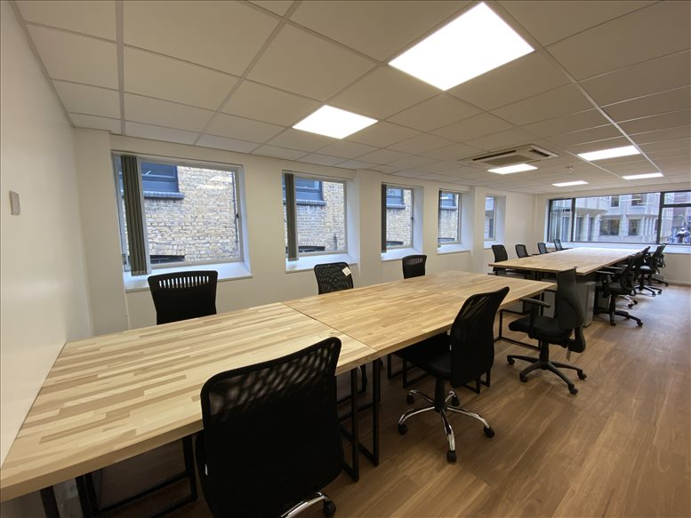 Garden Studios, 71-75 Shelton Street Office for Rent Holborn