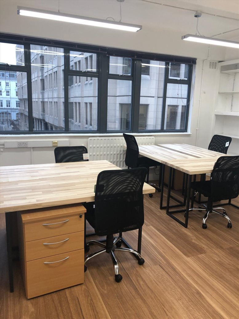 Image of Offices available in Holborn: Garden Studios, 71-75 Shelton Street