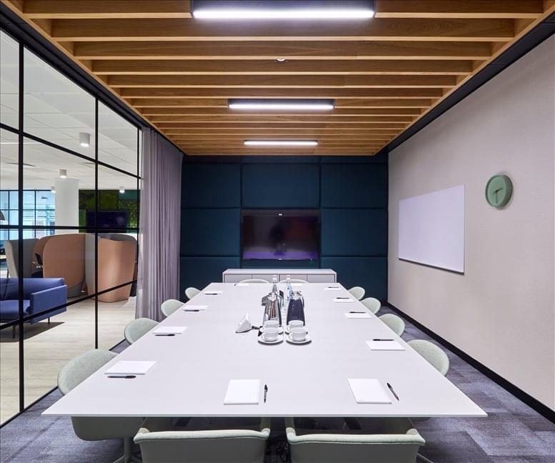 Building 4, Uxbridge Business Park, Sanderson Road, Uxbridge UB8 1DH Office Space Uxbridge
