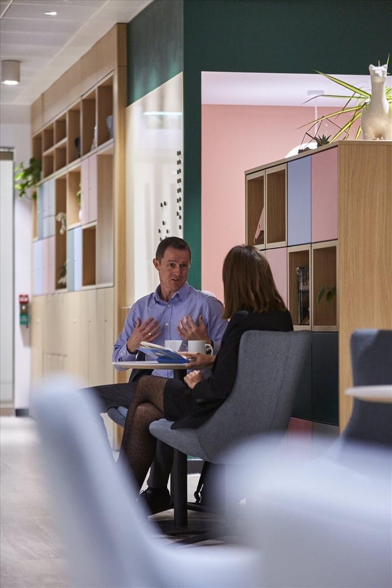 Picture of Building 4, Uxbridge Business Park, Sanderson Road, Uxbridge UB8 1DH Office Space for available in Uxbridge