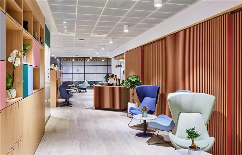 Building 4, Uxbridge Business Park, Sanderson Road, Uxbridge UB8 1DH Office for Rent Uxbridge