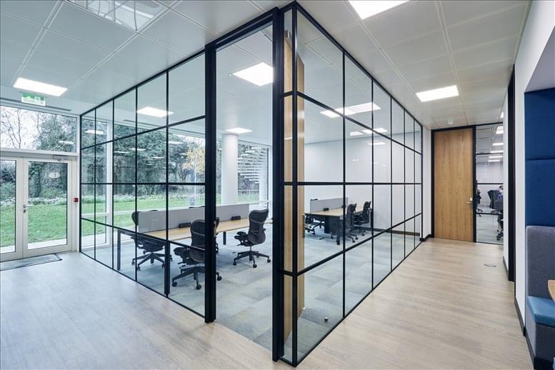 Office for Rent on Building 4, Uxbridge Business Park, Sanderson Road, Uxbridge UB8 1DH Uxbridge