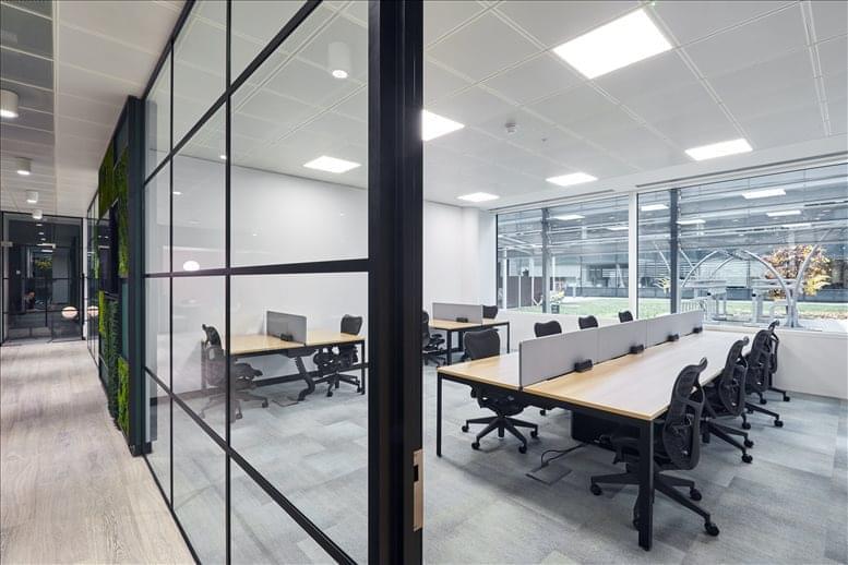 Image of Offices available in Uxbridge: Building 4, Uxbridge Business Park, Sanderson Road, Uxbridge UB8 1DH