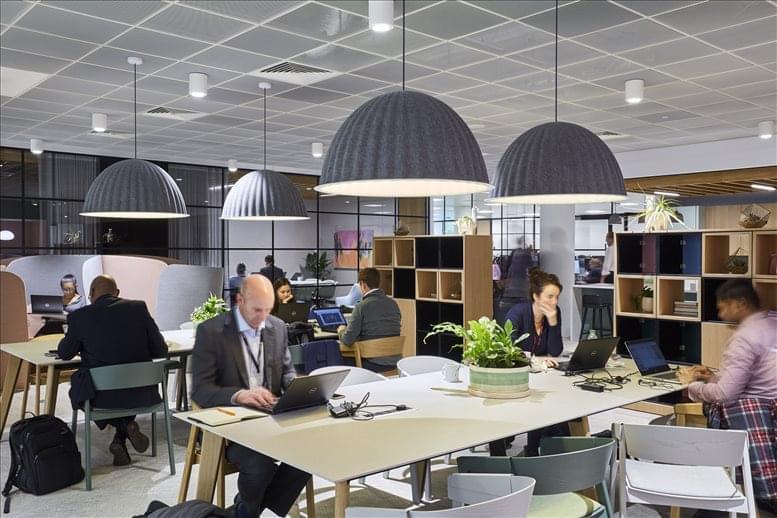 Uxbridge Office Space for Rent on Building 4, Uxbridge Business Park, Sanderson Road, Uxbridge UB8 1DH