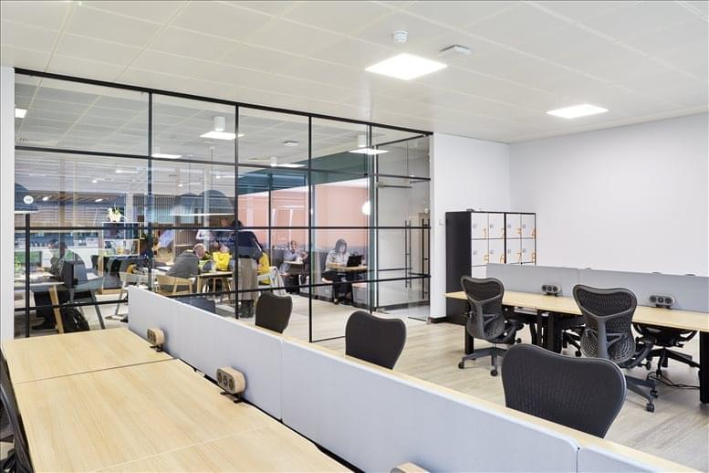 Rent Uxbridge Office Space on Building 4, Uxbridge Business Park, Sanderson Road, Uxbridge UB8 1DH