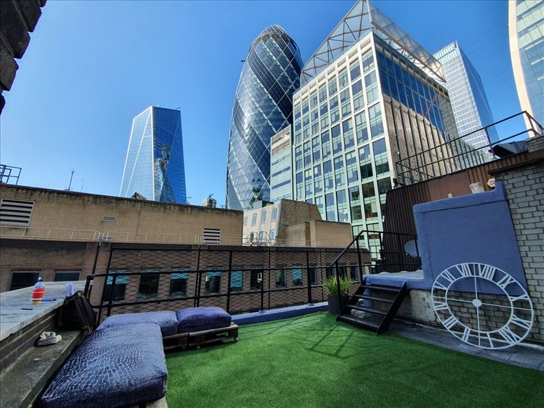 37 Houndsditch, London Office Space Aldgate