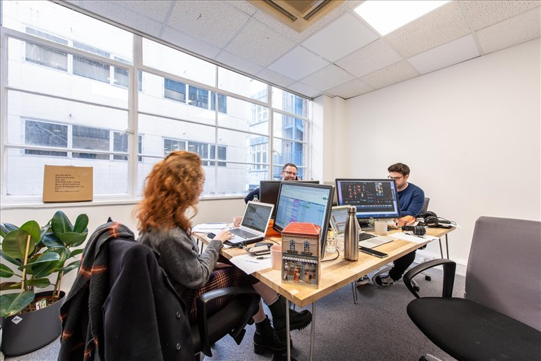 37 Houndsditch, London Office for Rent Aldgate