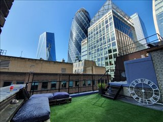 Photo of Office Space on 37 Houndsditch, London - Aldgate