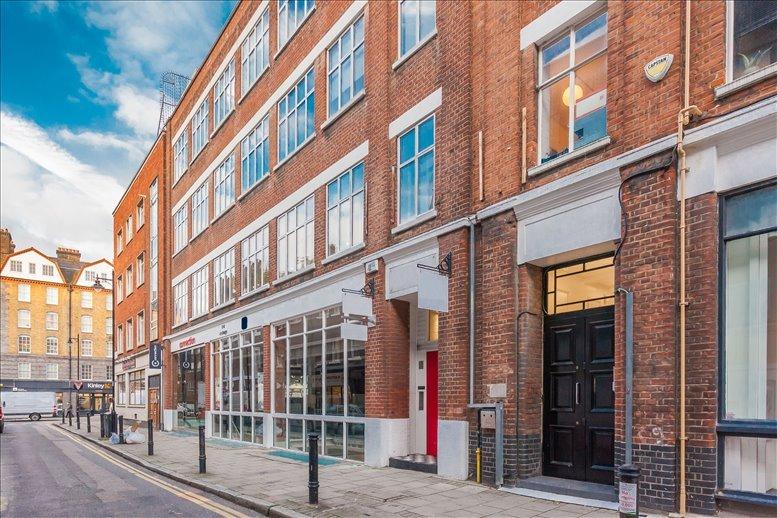 31 Great Sutton Street, Farringdon Office Space Farringdon