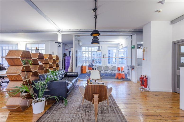 Picture of 31 Great Sutton Street, Farringdon Office Space for available in Farringdon