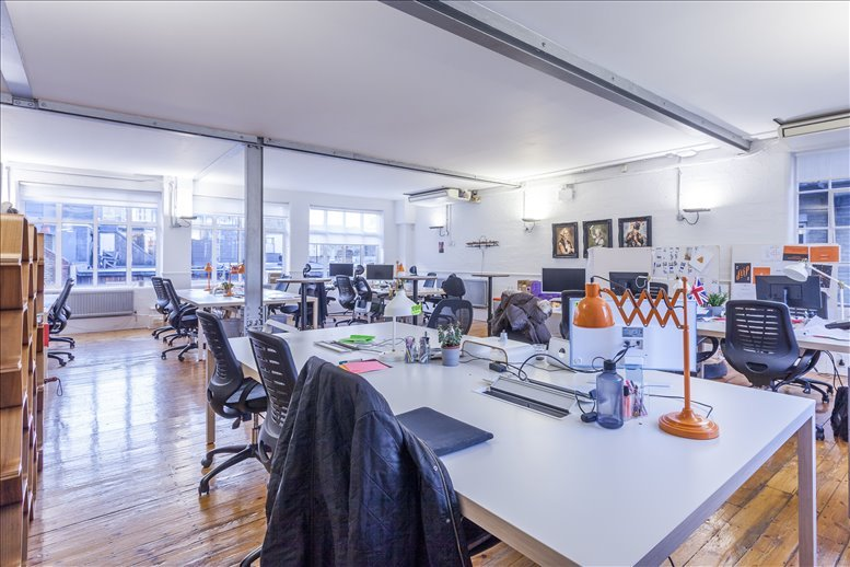 Image of Offices available in Farringdon: 31 Great Sutton Street, Farringdon