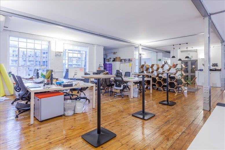 Farringdon Office Space for Rent on 31 Great Sutton Street, Farringdon