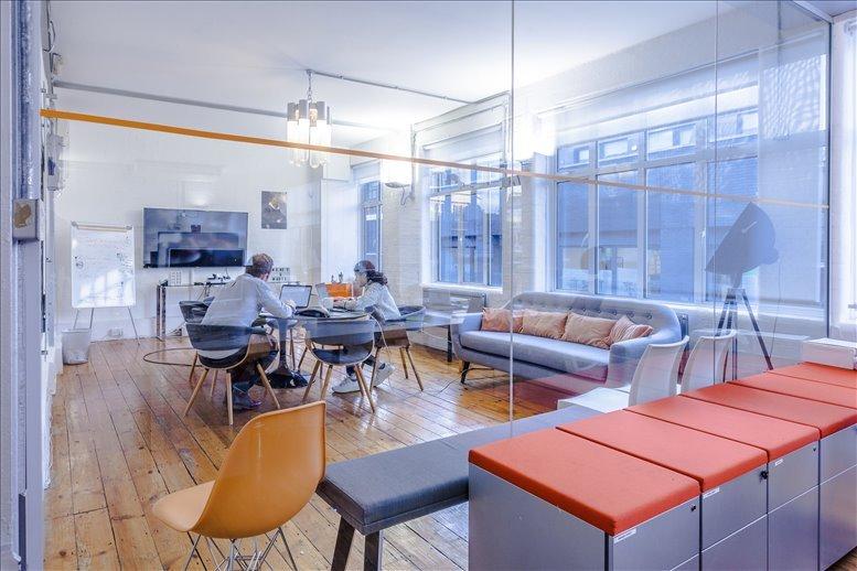 Rent Farringdon Office Space on 31 Great Sutton Street, Farringdon