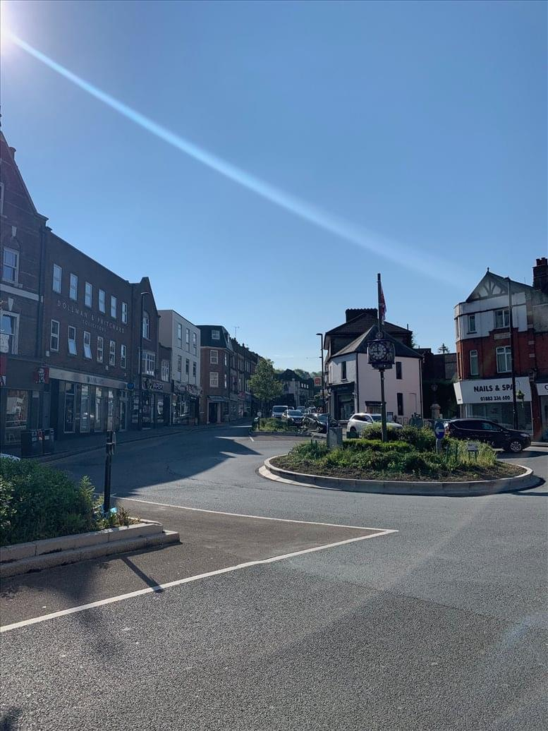 The Workary Caterham, Quadrant House, Croydon Road Office for Rent Purley