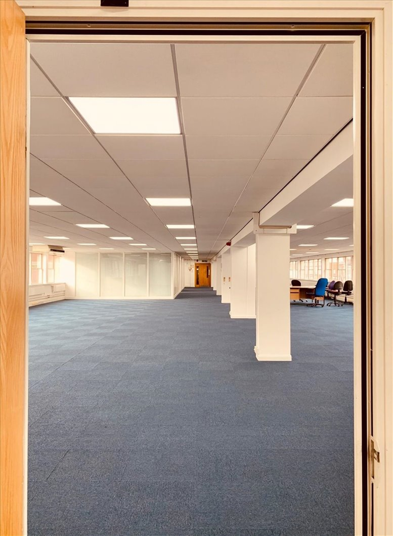 Picture of The Workary Caterham, Quadrant House, Croydon Road Office Space for available in Purley