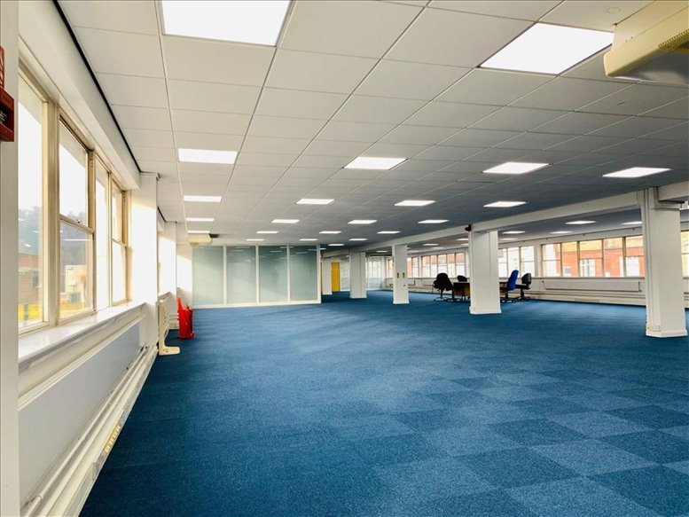 Office for Rent on The Workary Caterham, Quadrant House, Croydon Road Purley