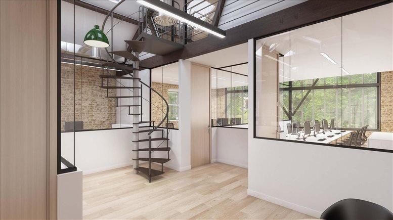 Office for Rent on The Loft, Queens Studios, 121 Salusbury Road Kilburn