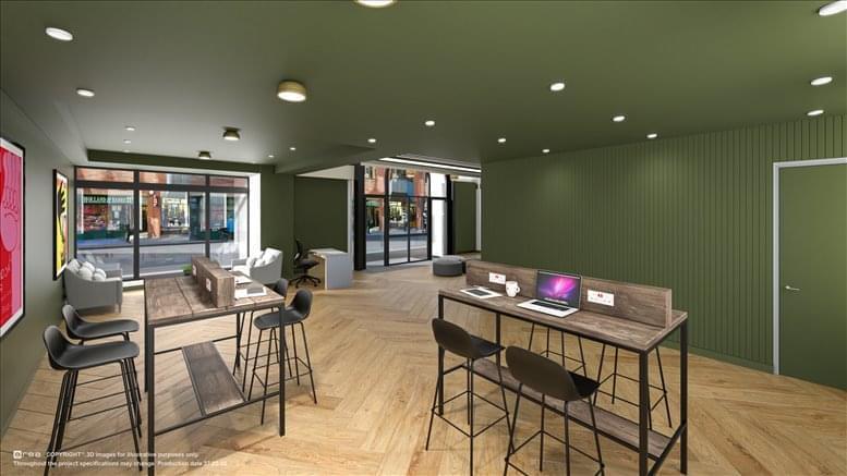 Photo of Office Space on 1 Fetter Lane, Holborn Fleet Street