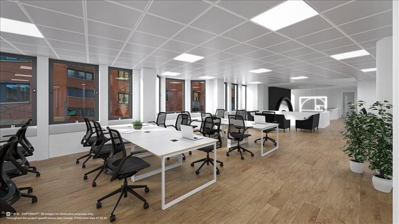 1 Fetter Lane, Holborn Office for Rent Fleet Street
