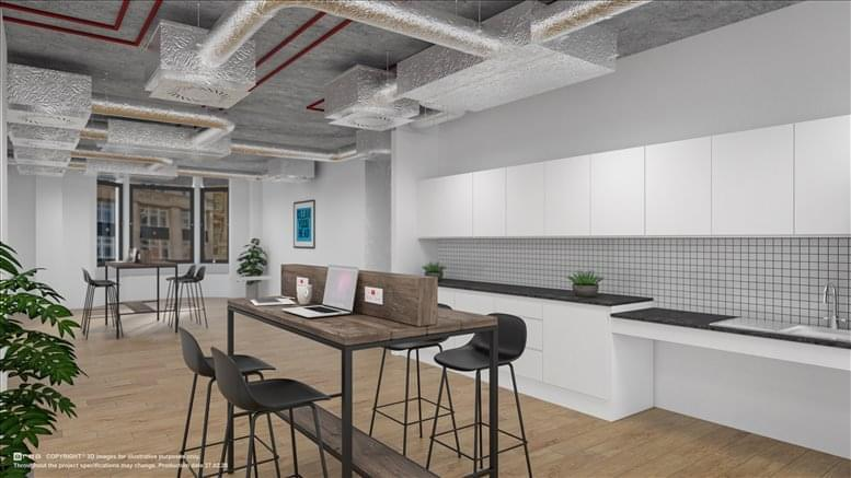 Picture of 1 Fetter Lane, Holborn Office Space for available in Fleet Street