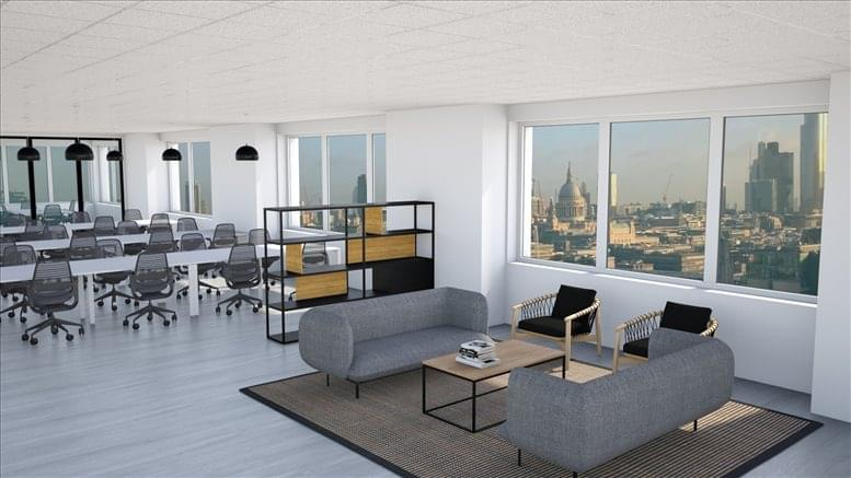 The London Studios, Upper Ground, Bishop's available for companies in South Bank
