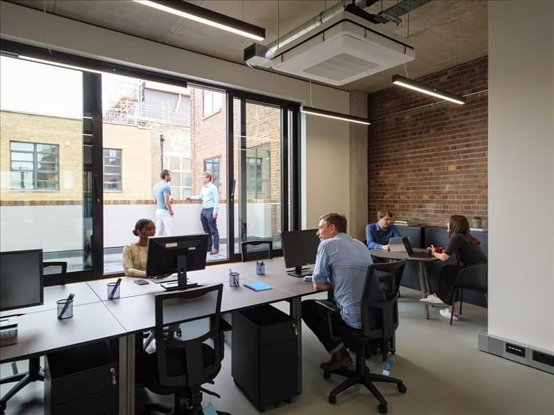 Mare Street Studios, 203-213 Mare Street, Hackney available for companies in East London