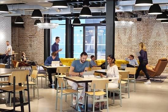 Image of Offices available in East London: Mare Street Studios, 203-213 Mare Street, Hackney