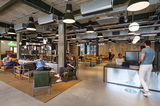 East London Office Space for Rent on Mare Street Studios, 203-213 Mare Street, Hackney