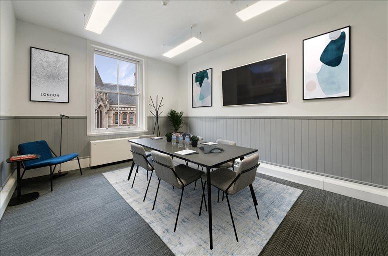 Photo of Office Space on 217-218 Strand, London Fleet Street
