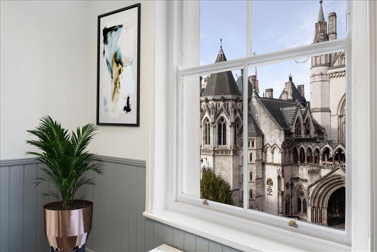 217-218 Strand, London Office for Rent Fleet Street