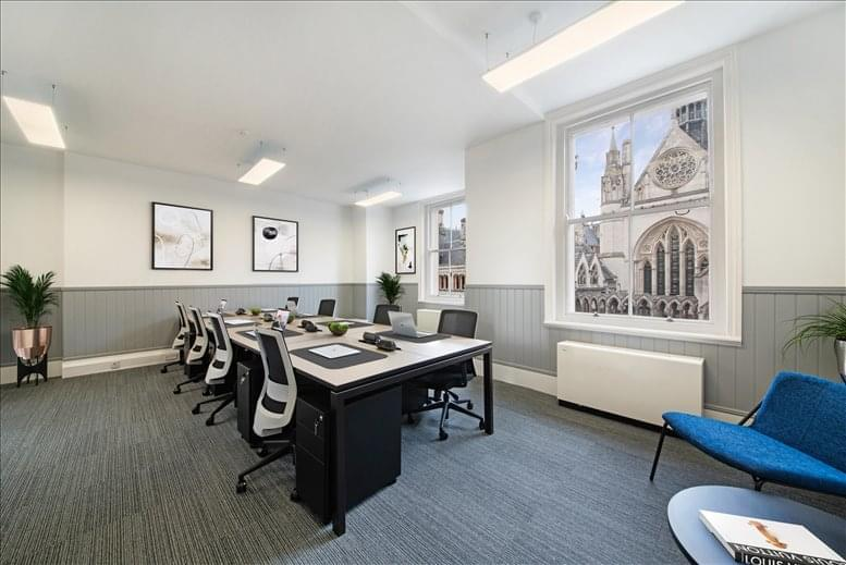 Picture of 217-218 Strand, London Office Space for available in Fleet Street