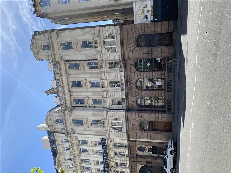 Fleet Street Office Space for Rent on 217-218 Strand, London