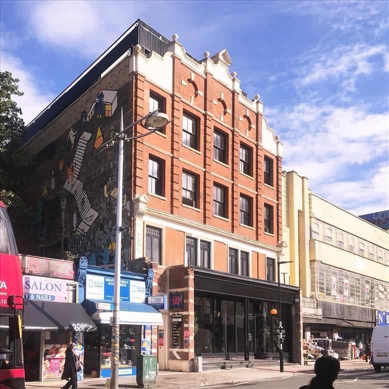 133a Rye Lane, London available for companies in Peckham