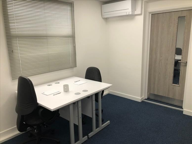 Picture of Lower Ground Floor Office, 109-111 Fulham Palace Road Office Space for available in Hammersmith