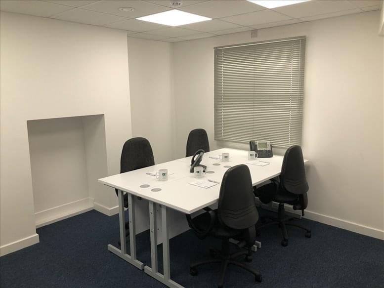 Office for Rent on Lower Ground Floor Office, 109-111 Fulham Palace Road Hammersmith
