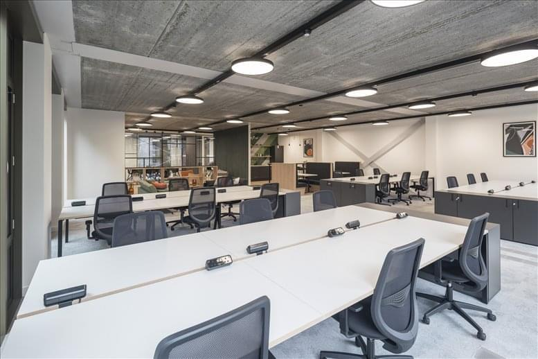 Image of Offices available in Old Street: Verse Building, 18 Brunswick Place, London
