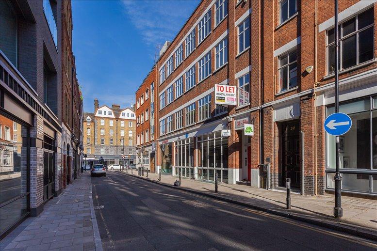 31A Great Sutton Street, Clerkenwell Office Space Aldersgate