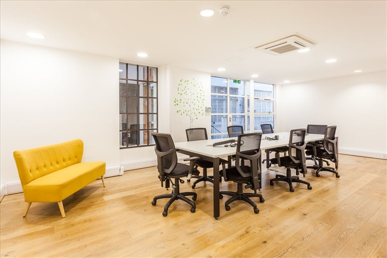 Picture of 31A Great Sutton Street, Clerkenwell Office Space for available in Aldersgate