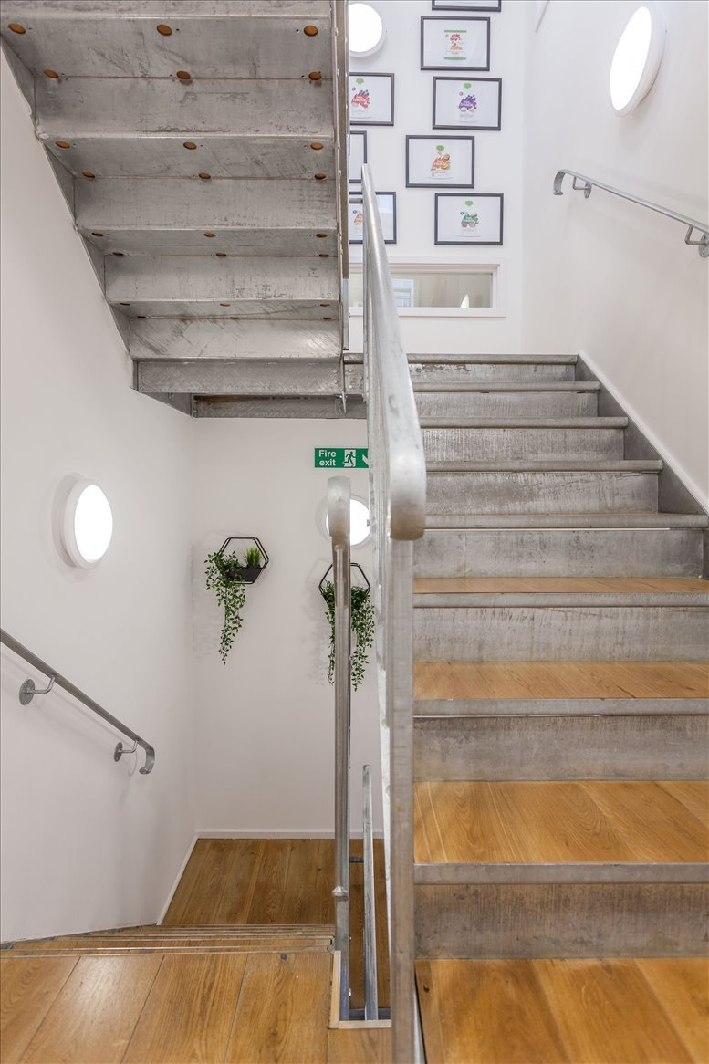 Image of Offices available in Aldersgate: 31A Great Sutton Street, Clerkenwell