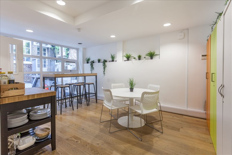 Aldersgate Office Space for Rent on 31A Great Sutton Street, Clerkenwell