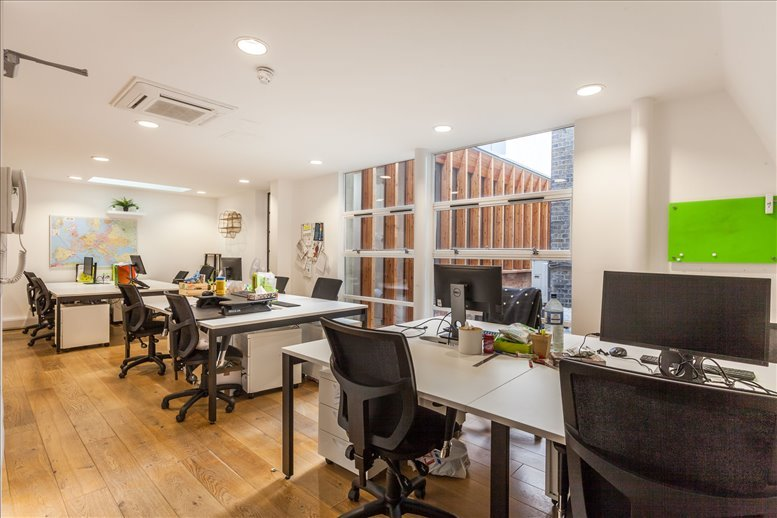 Photo of Office Space available to rent on 31A Great Sutton Street, Clerkenwell, Aldersgate