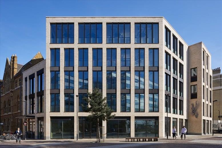 Photo of Office Space on 2 Leonard Circus, 62 Paul St, Shoreditch Old Street