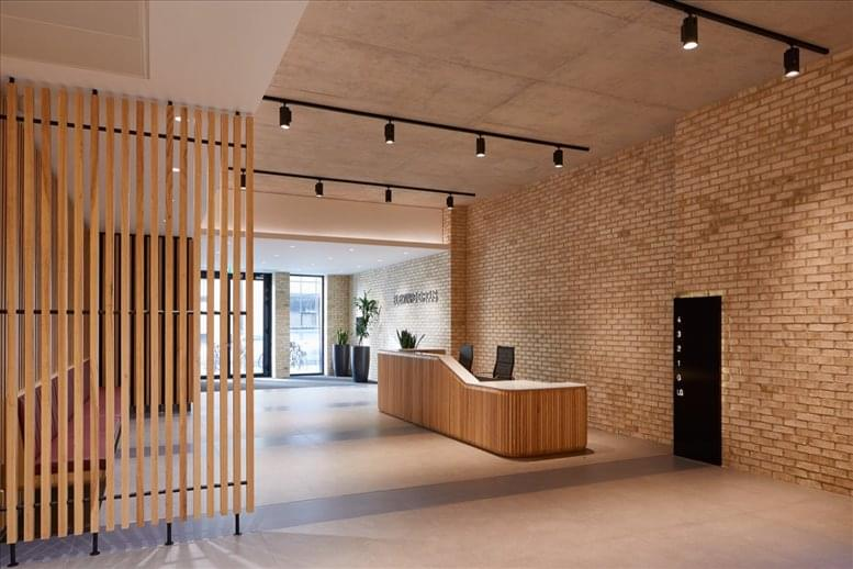 Picture of 2 Leonard Circus, 62 Paul St, Shoreditch Office Space for available in Old Street