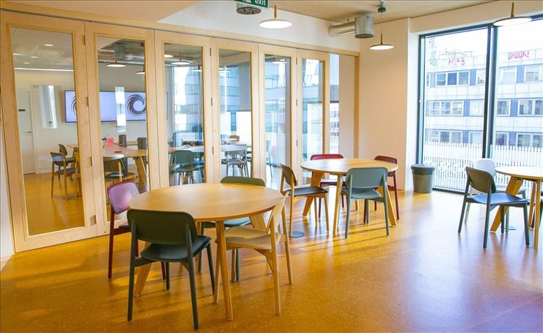 Photo of Office Space available to rent on 2 Leonard Circus, 62 Paul St, Shoreditch, Old Street