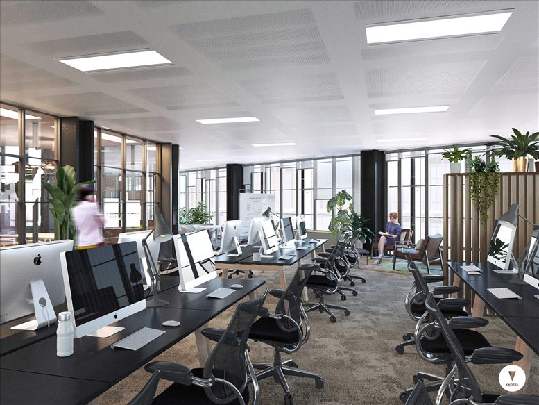 10 Fleet Place, Holborn Office Space St Pauls