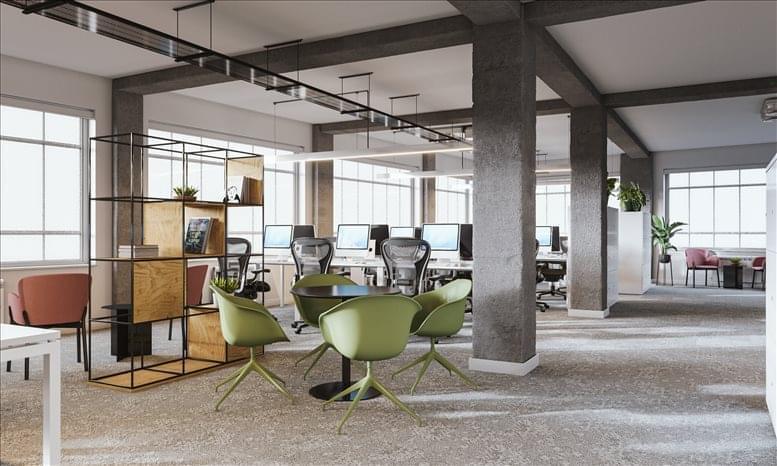 Photo of Office Space on Kingsbourne House, 229-231 High Holborn Holborn