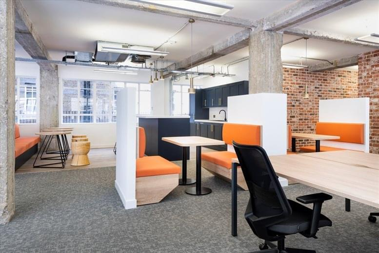 Picture of Kingsbourne House, 229-231 High Holborn Office Space for available in Holborn