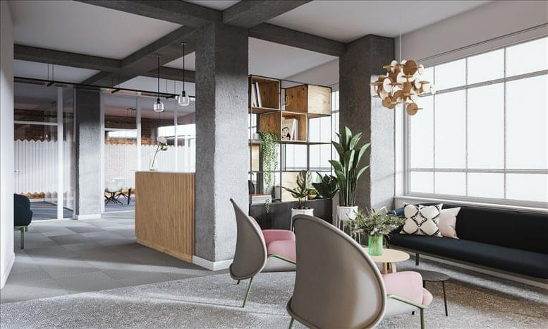 Image of Offices available in Holborn: Kingsbourne House, 229-231 High Holborn