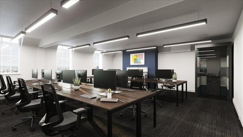 66 Grosvenor Street Office Space Mayfair